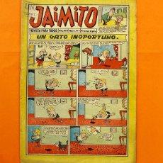 Tebeos: JAIMITO Nº 470 - EDITORIAL VALENCIANA - AÑO XIII -. Lote 45294072