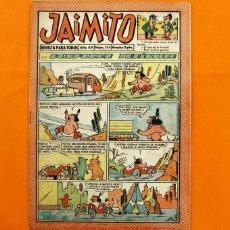 Tebeos: JAIMITO Nº 556 - EDITORIAL VALENCIANA - AÑO XV -. Lote 45296077