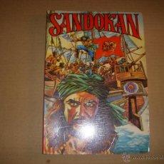 Tebeos: SANDOKAN, LOS DOS TIGRES, EDITORIAL VALENCIANA. Lote 45297205
