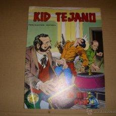 Tebeos: COLOSOS DEL COMIC, KID TEJANO Nº 17, EDITORIAL VALENCIANA. Lote 45297518