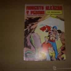 Tebeos: ROBERTO ALCAZAR Y PEDRÍN 2ª ÉPOCA Nº 14, VALENCIANA COLOR. Lote 45297704