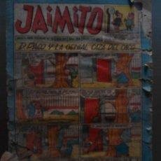 Tebeos: ANTIGUO TEBEO JAIMITO - DON PACO Y LA GENIAL CAZA DEL CACO. Lote 45310373