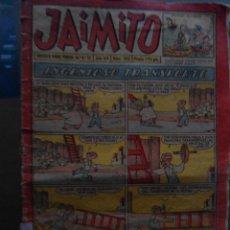 Tebeos: ANTIGUO TEBEO JAIMITO - INGENIOSO TRANSPORTE - NUMERO 392. Lote 45310423