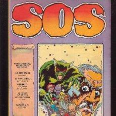 Livros de Banda Desenhada: SOS II EPOCA Nº 02 ( TEBEO TERROR ). Lote 45393128