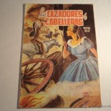 Giornalini: LOS CAZADORES DE CABELLERAS. MAYNE REID. VALENCIANA. (Z-3).. Lote 45404254