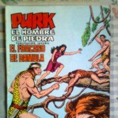Tebeos - PURK EL HOMBRE DE PIEDRA- Nº 13 -GRAN MANUEL GAGO-REEDICIÓN COLOR-1974-CORRECTO-LEAN-0497 - 155140533