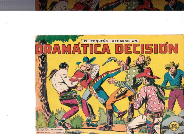 EL PEQUEÑO LUCHADOR LOTE DE 10 NUMEROS. (Tebeos y Comics - Valenciana - Pequeño Luchador)