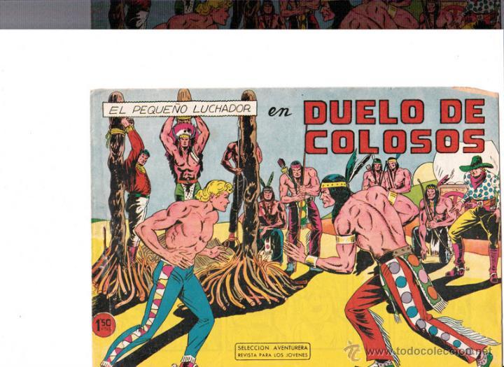 Tebeos: El Pequeño Luchador lote de 10 numeros. - Foto 3 - 45464469