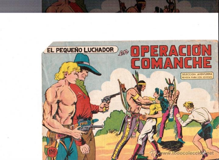 Tebeos: El Pequeño Luchador lote de 10 numeros. - Foto 4 - 45464469