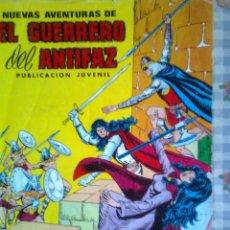Tebeos: EL GUERRERO DEL ANTIFAZ-NUEVAS AVENTURAS -Nº 68-LA ÚLTIMA OBRA DE MANUEL GAGO-1979- LEAN-7164. Lote 101212471