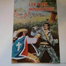 Tebeos: LOS TRES MOSQUETEROS - EDITORIAL, VALENCIANA, 1976.. Lote 45504811