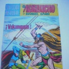Tebeos: EL AGUILUCHO Nº 39 - POR MANUEL GAGO --SELECCIÓN AVENTURERA VALENCIANA C64. Lote 45656119