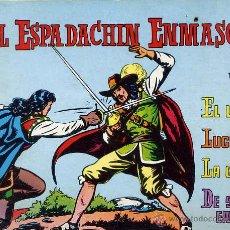 Tebeos: EL ESPADACHIN ENMASCARADO TOMO 3 (1981). Lote 45673153