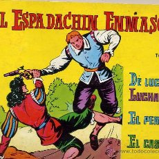 Tebeos: EL ESPADACHIN ENMASCARADO TOMO 4 (1981). Lote 45673163