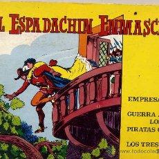 Tebeos: EL ESPADACHIN ENMASCARADO TOMO 6 (1981). Lote 45673181