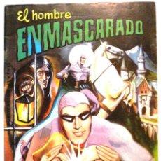 Tebeos: EL HOMBRE ENMASCARADO - Nº 5 - HUIDA DE LA BASTILLA - AÑO 1980. Lote 45715867