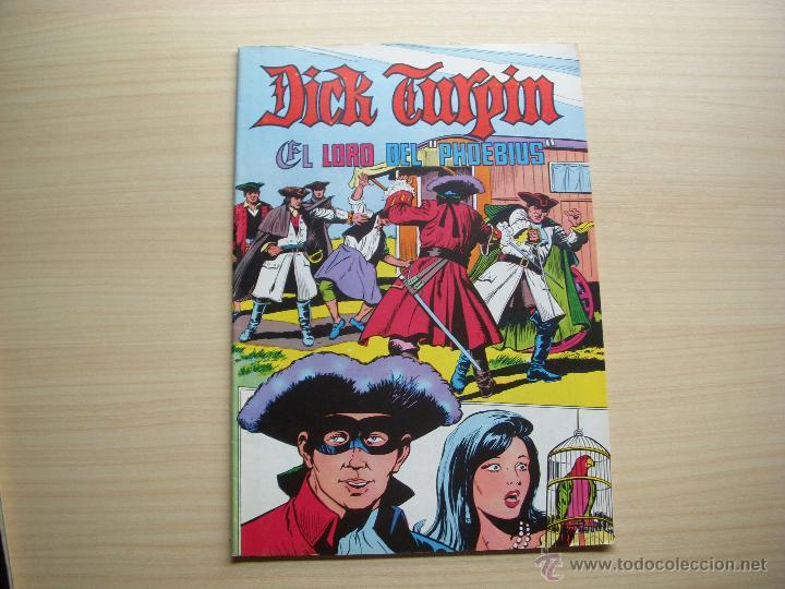 DICK TURPIN Nº 10, EDITORIAL VALENCIANA (Tebeos y Comics - Valenciana - Otros)