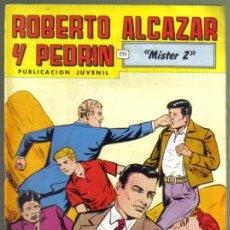Tebeos: ROBERTO ALCAZAR Y PEDRIN Nº 244. MISTER Z. LITERACOMIC.. Lote 45755917