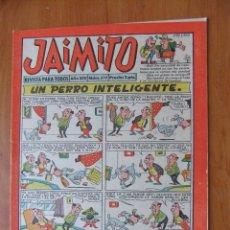 Tebeos: JAIMITO Nº 519 EDITORIAL VALENCIANA MAGNIFICO ESTADO. Lote 45783896