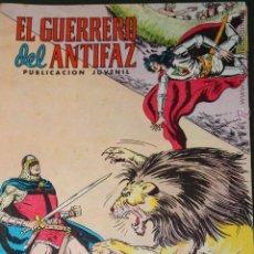 Tebeos: EL GUERRERO DEL ANTIFAZ 295 EDITORIAL VALENCIANA. Lote 45824366