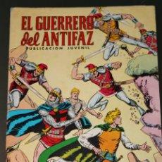 Tebeos: EL GUERRERO DEL ANTIFAZ 341 EDITORIAL VALENCIANA. Lote 45824368