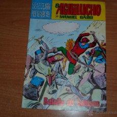 BDs: EL AGUILUCHO Nº 4 EDITORIAL VALENCIANA AÑOS 80. Lote 45834111
