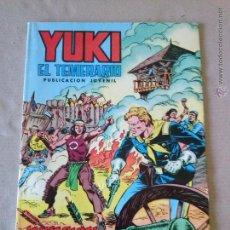 Tebeos: YUKI EL TEMERARIO Nº 2 - VALENCIANA EDIVAL. Lote 45870585