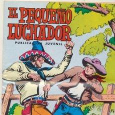 Tebeos: EL PEQUEÑO LUCHADOR Nº 75. VALENCIANA 1977.. Lote 45875251