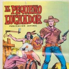 Tebeos - El Pequeño Luchador nº 1. Valenciana 1977. - 45875301