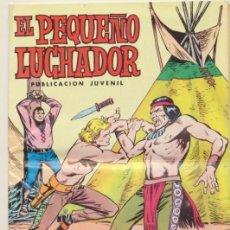 Tebeos: EL PEQUEÑO LUCHADOR Nº 7. VALENCIANA 1977.. Lote 45875404