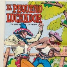 Tebeos: EL PEQUEÑO LUCHADOR Nº 75. VALENCIANA 1977.. Lote 45888428