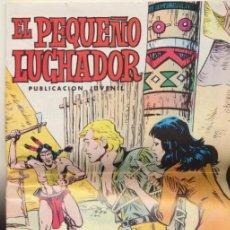 Tebeos: EL PEQUEÑO LUCHADOR Nº 9. VALENCIANA 1977.. Lote 45888454
