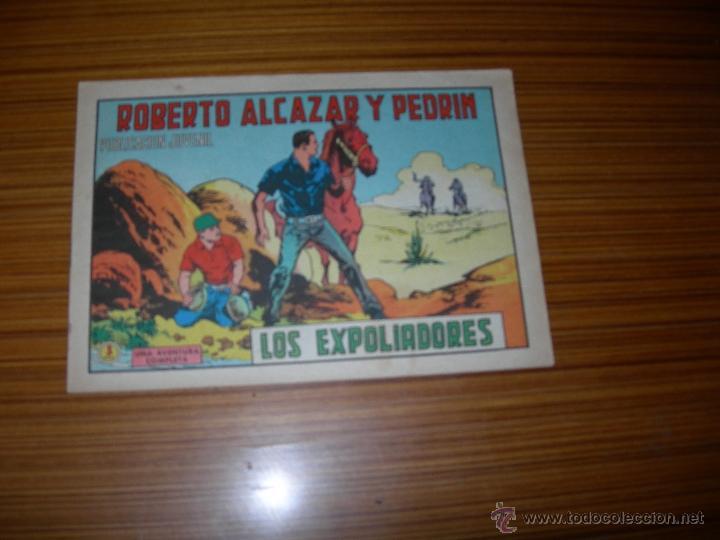 ROBERTO ALCAZAR Y PEDRIN Nº 1002 DE VALENCIANA (Tebeos y Comics - Valenciana - Roberto Alcázar y Pedrín)
