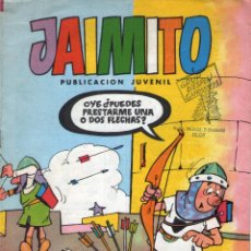 Tebeos: JAIMITO - Nº 1662 - EDITORA VALENCIANA - AÑO 1984.. Lote 46041422