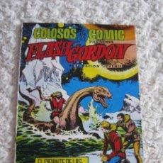 Tebeos: COLOSOS DEL COMIC - FLASH GORDON - EL GIGANTE DE LAS PROFUNDIDADES N. 32. Lote 46045741
