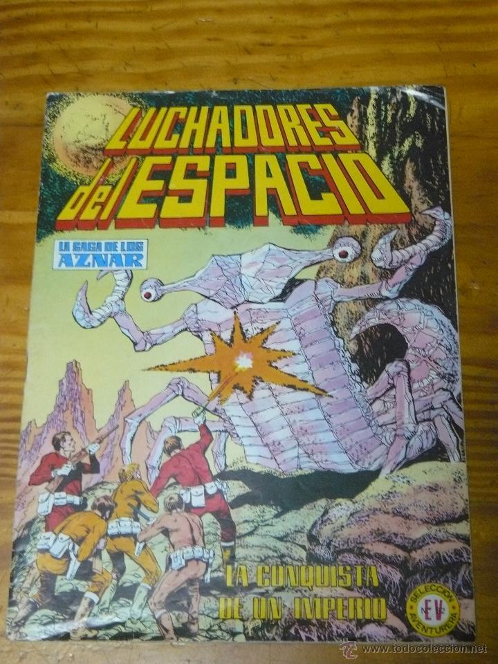 TEBEOS-COMICS GOYO - LUCHADORES DEL ESPACIO - LA SAGA DE LOS AZNAR - Nº 12 - GUERRERO *BB99 (Tebeos y Comics - Valenciana - Colosos del Comic)