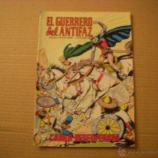 Tebeos: EL GUERRERO DEL ANTIFAZ Nº 332, VALENCIANA COLOR. Lote 46095127