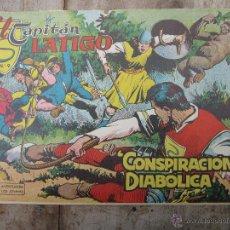 Tebeos: EL CAPITAN LATIGO , NUMERO 8 , VALENCIANA. Lote 269583143