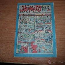 Tebeos: JAIMITO Nº 419 EDITORIAL VALENCIANA 1945 PORTADA SANCHIS. Lote 46115120
