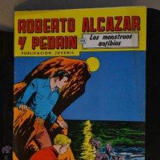 Tebeos: ROBERTO ALCAZAR Y PEDRIN Nº 267. LITERACOMIC.. Lote 46134045
