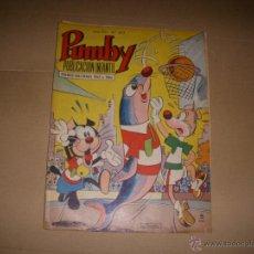 Tebeos: PUMBY Nº 643, EDITORIAL VALENCIANA. Lote 46356488