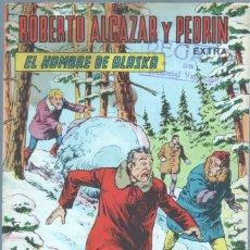 Tebeos: ROBERTO ALCAZAR Y PEDRIN EXTRA Nº 48 - VALENCIANA 1967 - AVENTURA DE AMBRÓS, Y ROBERT LLIN. Lote 46608725