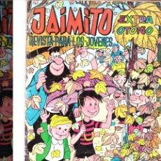 Tebeos: JAIMITO EXTRA DE OTOÑO 1967. Lote 46630775
