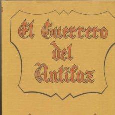 Tebeos: EL GUERRERO DEL ANTIFAZ TOMO 3. CONTIENE LOS EJEMPLARES 41 AL 60. VALENCIANA 1972.. Lote 46675681