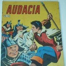 Tebeos: AUDACIA Nº 14 - VALENCIANA 1962- ORIGINAL. Lote 46693203