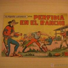 Tebeos: EL PEQUEÑO LUCHADOR Nº 7, DE 17 X 24, EDITORIAL VALENCIANA. Lote 46695679