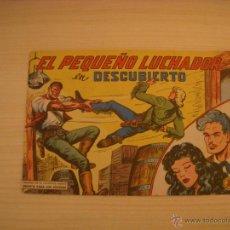 Tebeos: EL PEQUEÑO LUCHADOR Nº 218, DE 17 X 24, EDITORIAL VALENCIANA. Lote 46695705