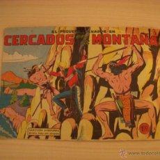 Tebeos: EL PEQUEÑO LUCHADOR Nº 45, DE 17 X 24, EDITORIAL VALENCIANA. Lote 46695717