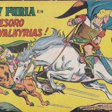 Tebeos: COMIC COLECCION REY FURIA Nº 6. Lote 46748880