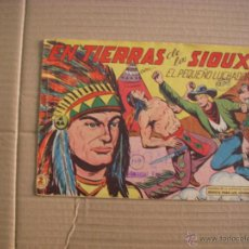 Tebeos: EL PEQUEÑO LUCHADOR Nº 117, EDITORIAL VALENCIANA. Lote 46765653